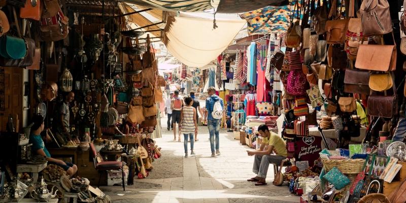 A Brief Guide to Shopping in Tunisia