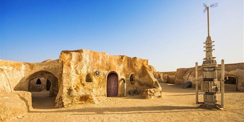 Star Wars Set in Tunisia